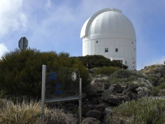 Optical Ground Station, Tenerife