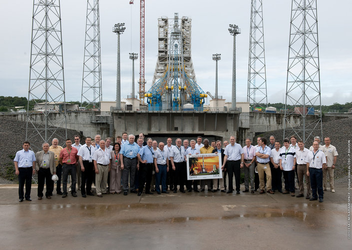 Soyuz Consultation Committee confirms inaugural launch for fourth quarter of 2010