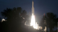 Ariane 5, V195 launcher lifted off