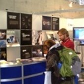 ESA exhibit at IPY Oslo Science Conference
