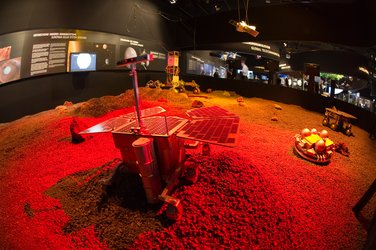 ExoMars Rover and  ExoMars Entry, Descent and Landing Demonstrator