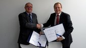 ILA 2010 : Signing of a Memorandum of Understanding between ESA