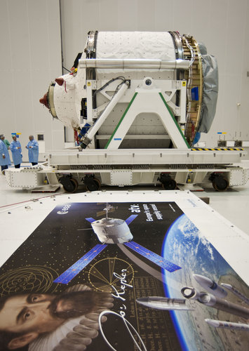 Unpacking the ATV-2
