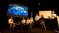 Video link with new ESA astronauts