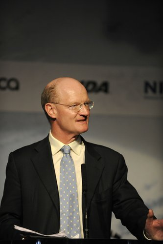 David Willetts at the Space Conference