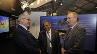ESA at the Farnborough Airshow 2010