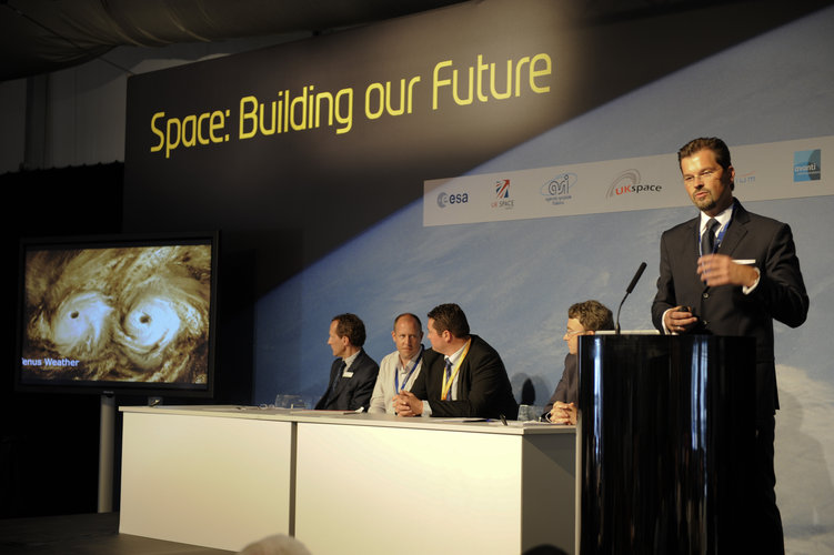 New funding and support for Space Entrepreneurs Event