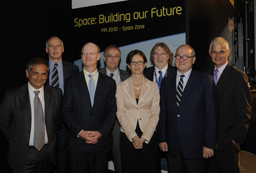 Speakers at the Space Day Conference