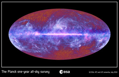 The microwave sky as seen by Planck