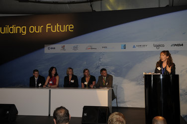 Young space professionals, Space4Careers event