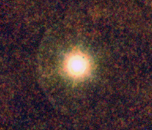 Giant star IRC+10216
