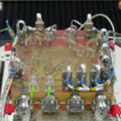 LISA Pathfinder optical bench