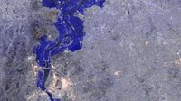 Mapping flood with Envisat's radar