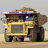 Caterpillar Dumper 777D