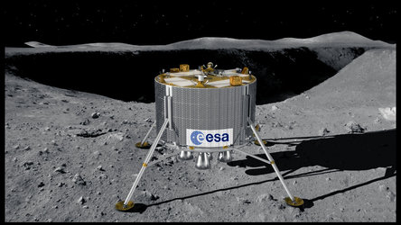 European proposed lunar lander
