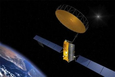 Inmarsat I-4 satellite