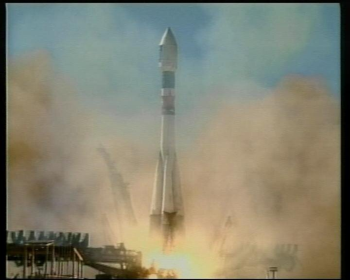 Launch of second Cluster pair - 9 August 2000
