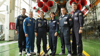 Prime and backup crews to join Expedition 24