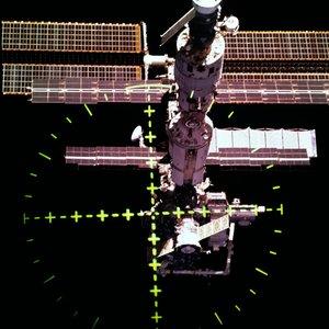 Approaching ISS