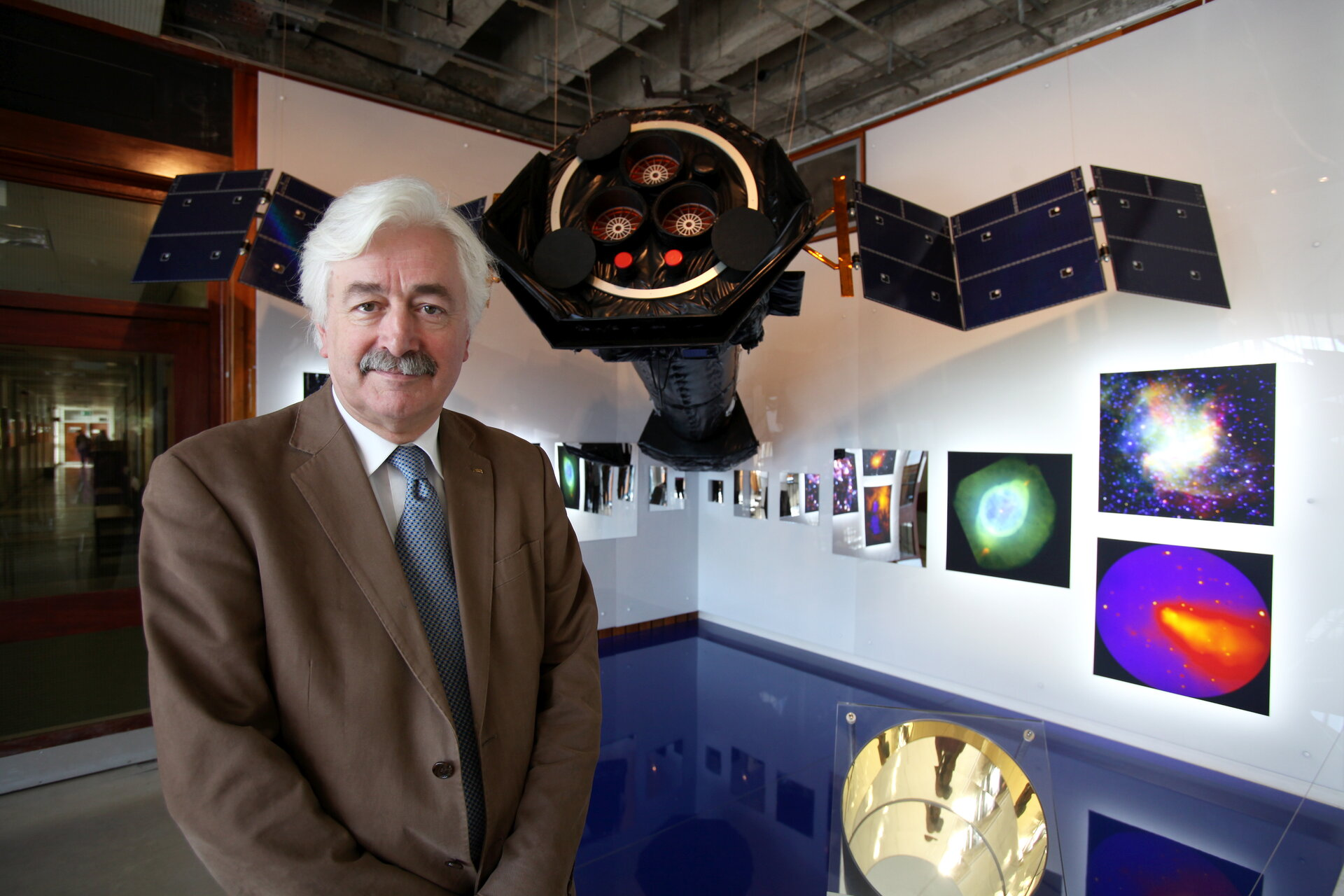 David Southwood, Director of ESA's Science and Robotic Exploration Programme