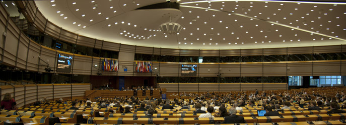 European Parliament conference on a 'new Space Policy for Europe'