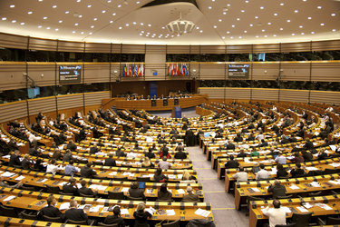 European Parliament discusses space policy