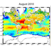 First global map of soil moisture and ocean salinity