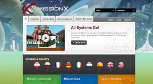 Mission X website