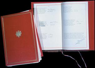 ESAn alkuperäinen peruskirja