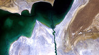 Small Aral Sea