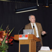 M. Aguirre speaking at SECESA 2010