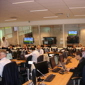 ESA's SSA system is born at the CDF