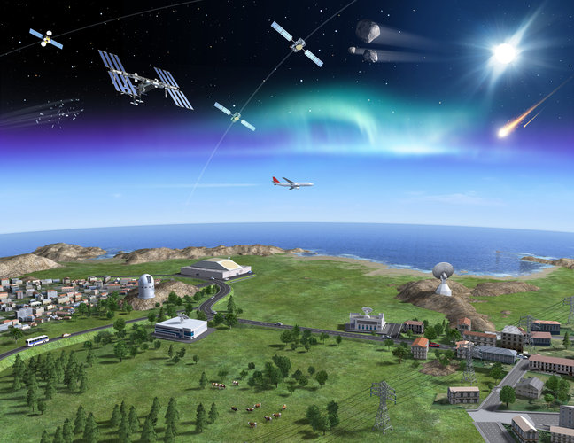 SSA: Sensors will include telescopes, radars and other automated systems