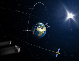 SSA systems will detect hazards that could threaten critical space and ground infrastructure