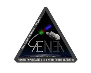 AENEA mission patch