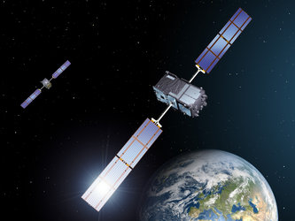 First two Galileo IOV satellites