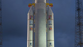 Ariane 5 ES launcher on ZL-3