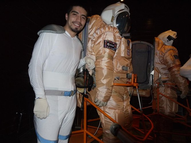 Diego after Marswalk