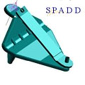 SPADD pad (engine mount) and linear devices