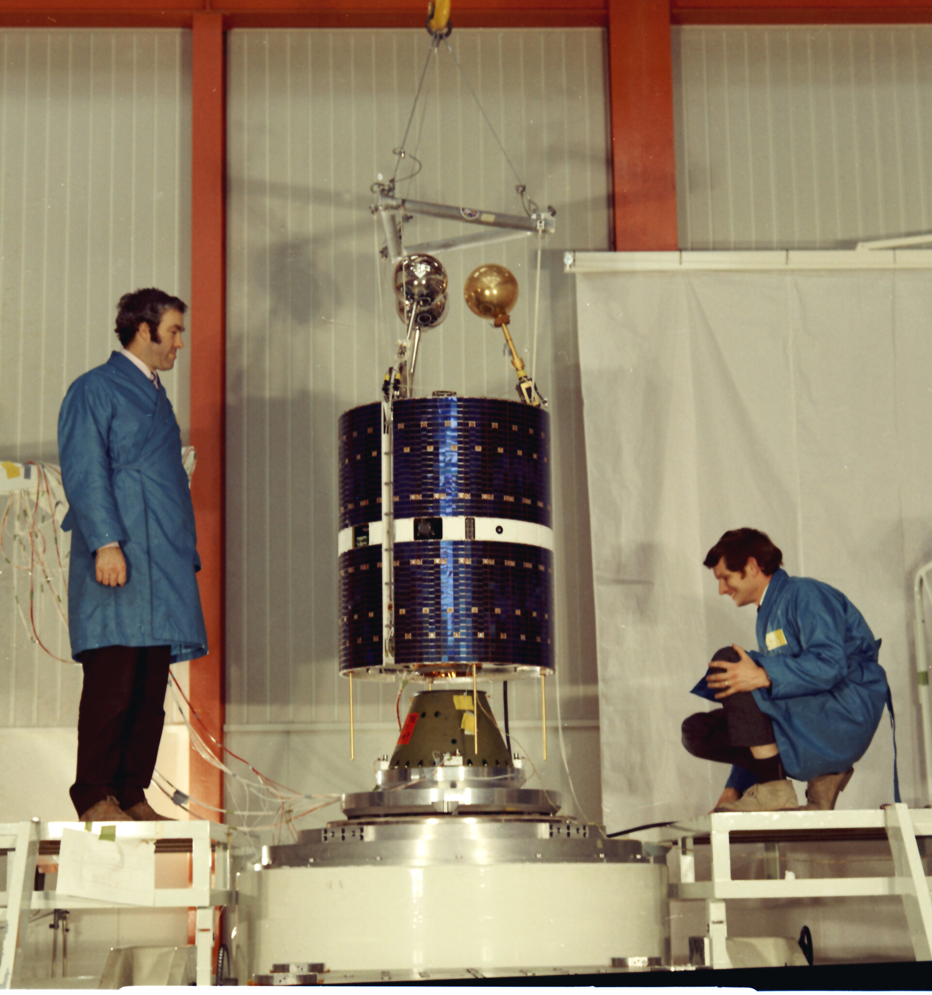 The way it was: ESRO-4 in 1972