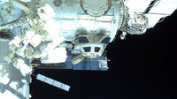 ISS and Cupola