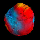 New GOCE geoid