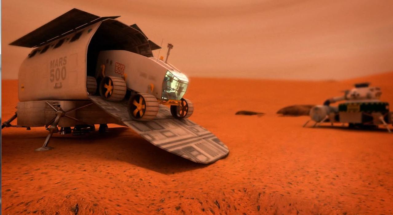 descriptions of a rover for mars - photo #49