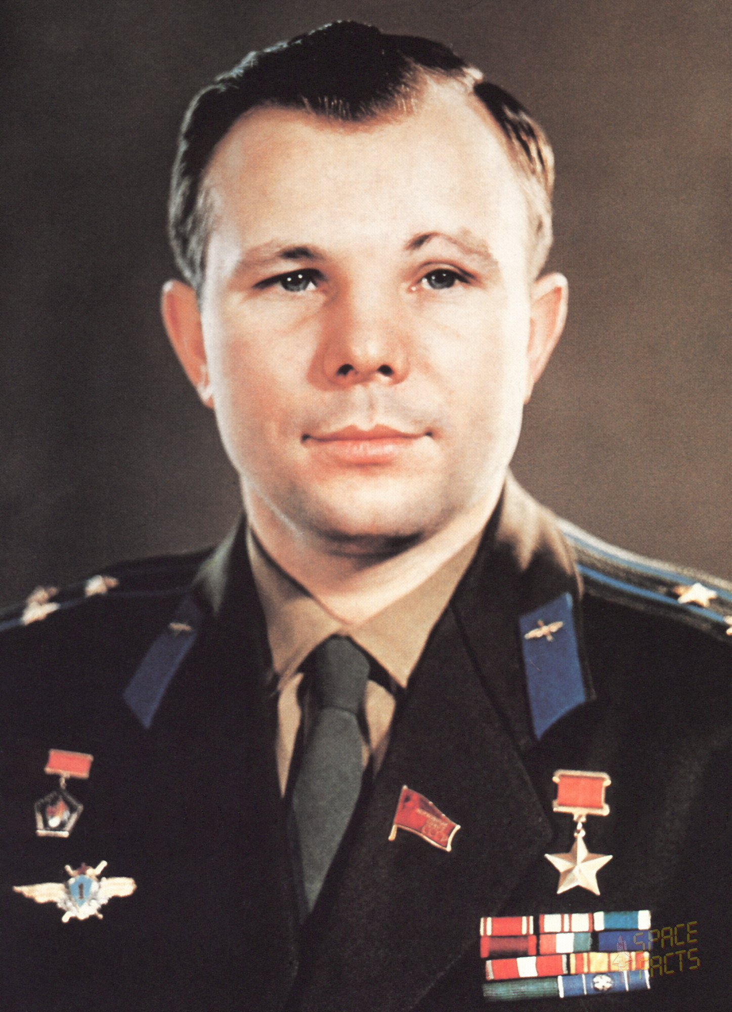 do what did yuri gagarin - photo #5