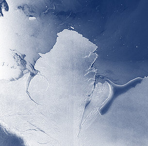 Space for Earth - Antarctic