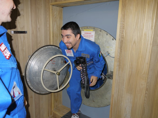Diego coming back to 'orbital spacecraft'