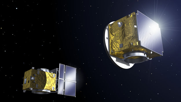 Proba-3 double satellite mission