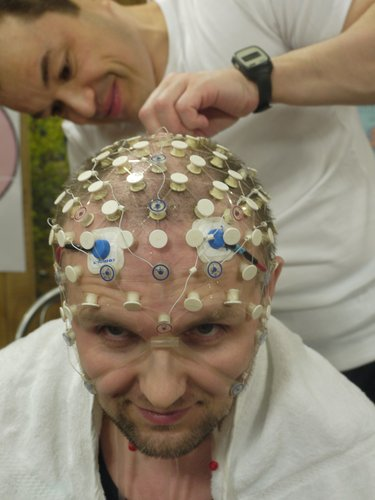 Commander's brains being examined