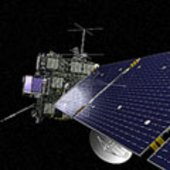 Rosetta spacecraft