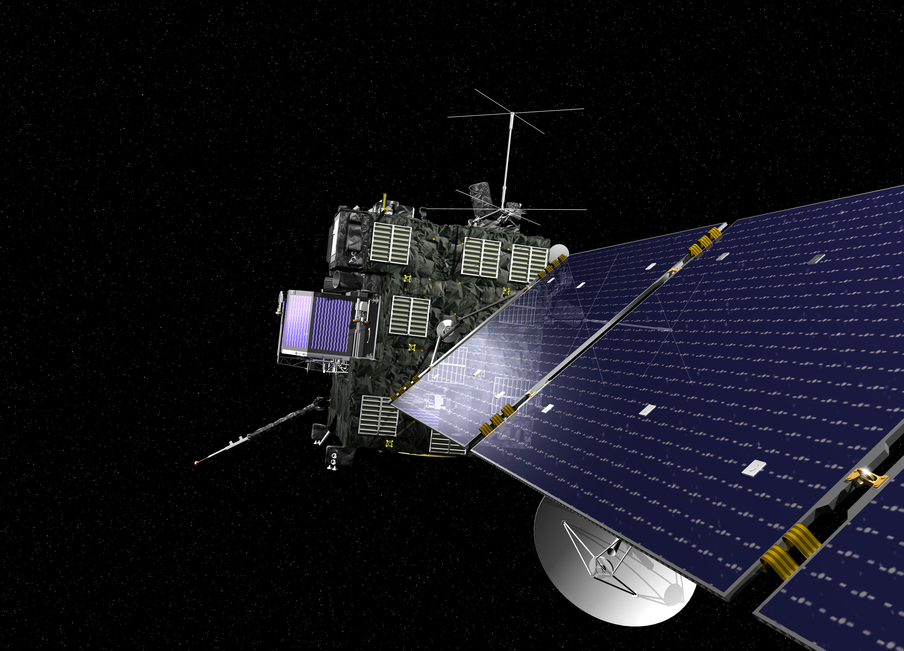 Space in Images - 2011 - 05 - ESA's Rosetta mission relies ...